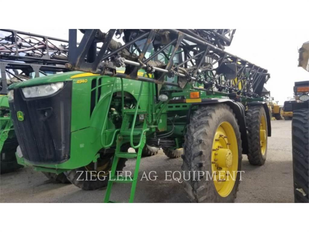 John Deere & CO. 4940, pulvérisateur, Agricole