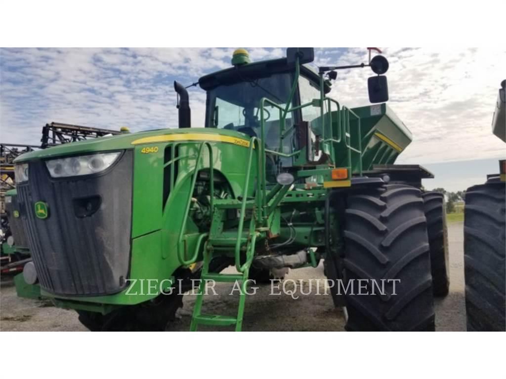 John Deere & CO. 4940, spruzzatore, Agricoltura