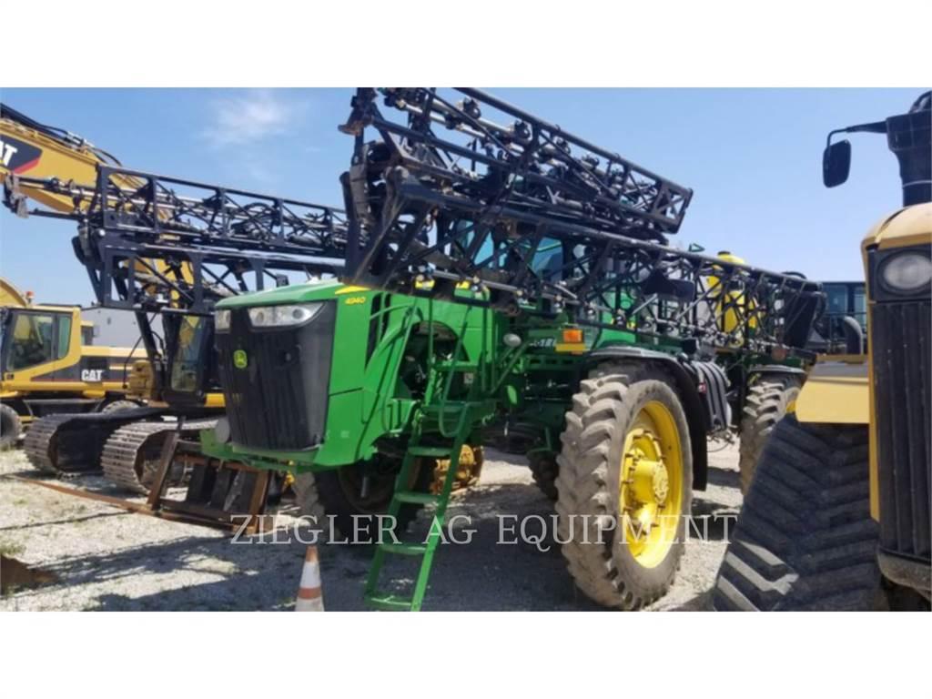 John Deere & CO. 4940, sprayer, Agriculture