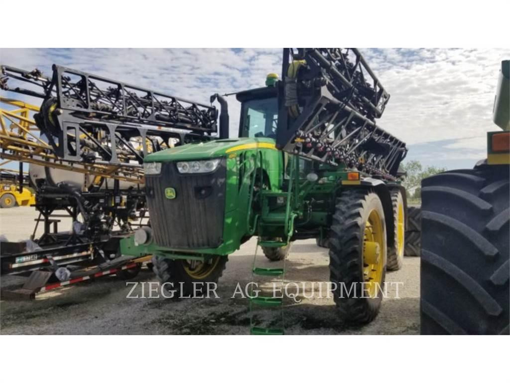 John Deere & CO. 4940, pulverizator, Agricultură