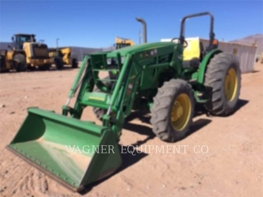 John Deere & CO. 5085E、拖拉机/农用车、农业机械