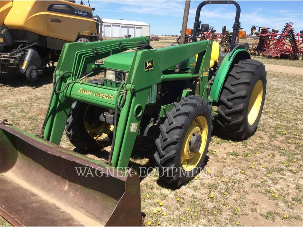 John Deere & CO. 5300C, landwirtschaftstraktoren, Landmaschinen