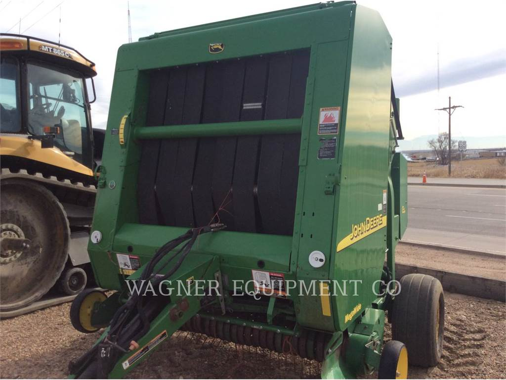 John Deere & CO. 567, hay equipment, Agriculture