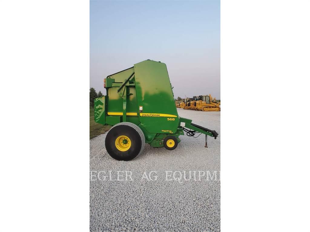 John Deere & CO. 568, hay equipment, Agriculture