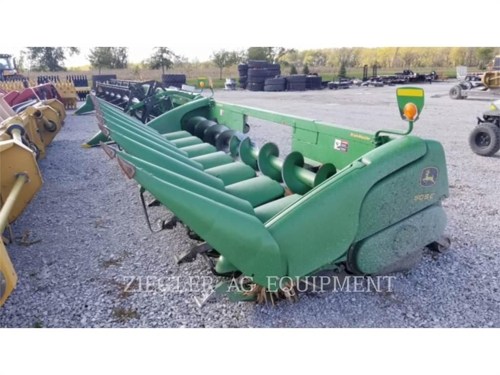 John Deere & CO. 608C, Accesorios para cosechadoras combinadas, Agricultura