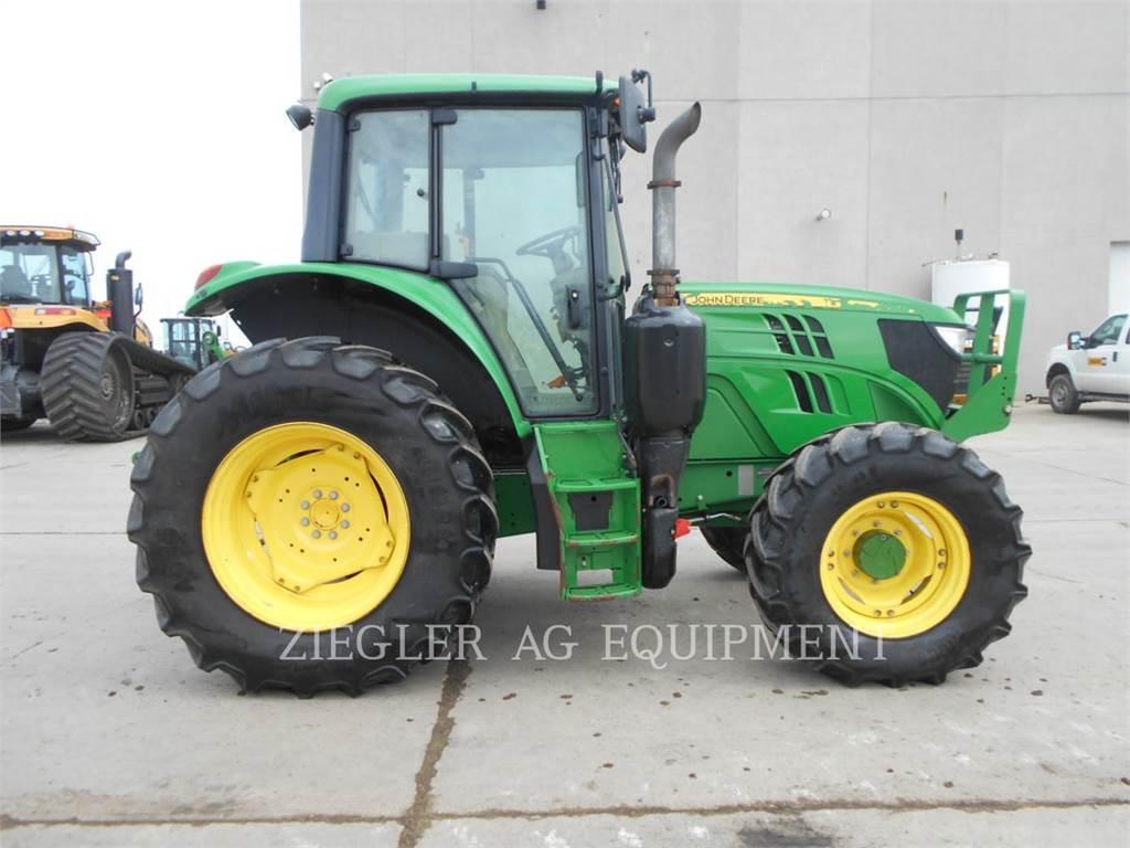 John Deere & CO. 6110M, trattori agricoli, Agricoltura