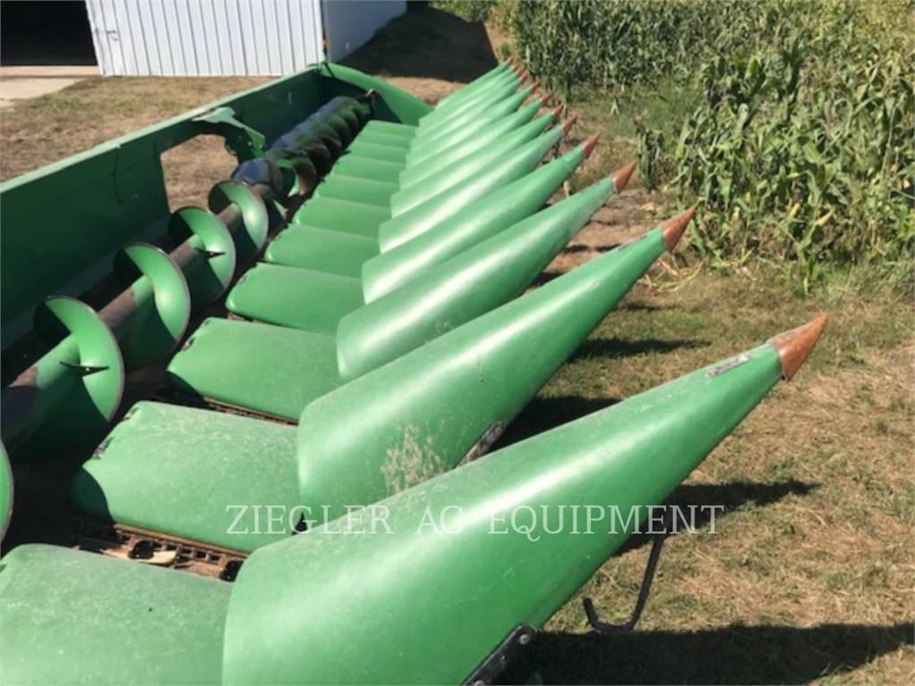 John Deere & CO. 612C, Combine Harvester Accessories, Agriculture