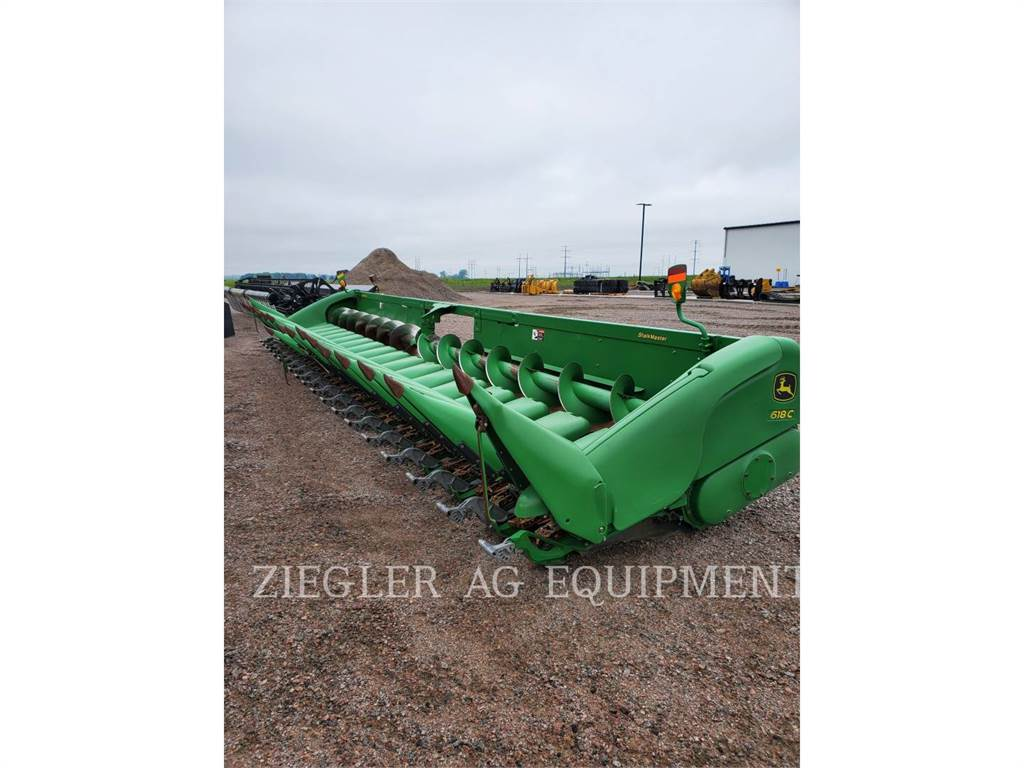 John Deere & CO. 618C, Combine Harvester Accessories, Agriculture