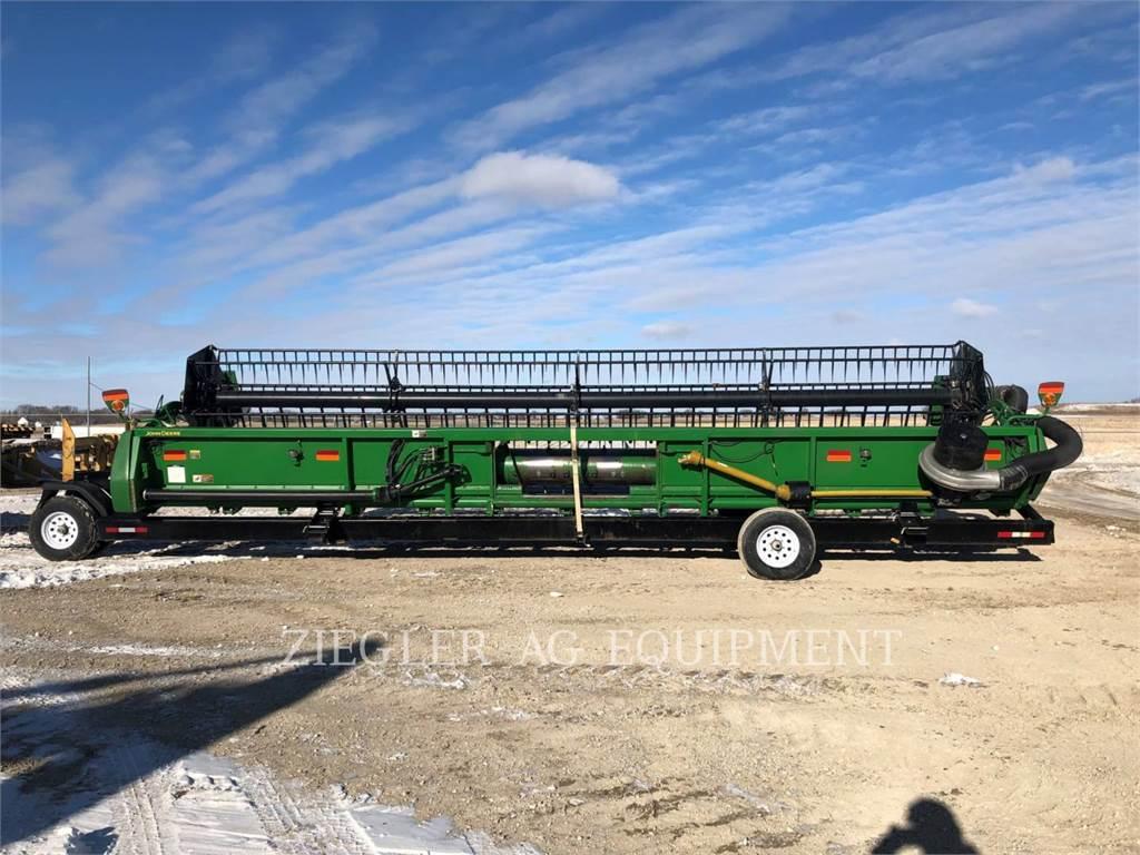 John Deere & CO. 630F, auger, Construction