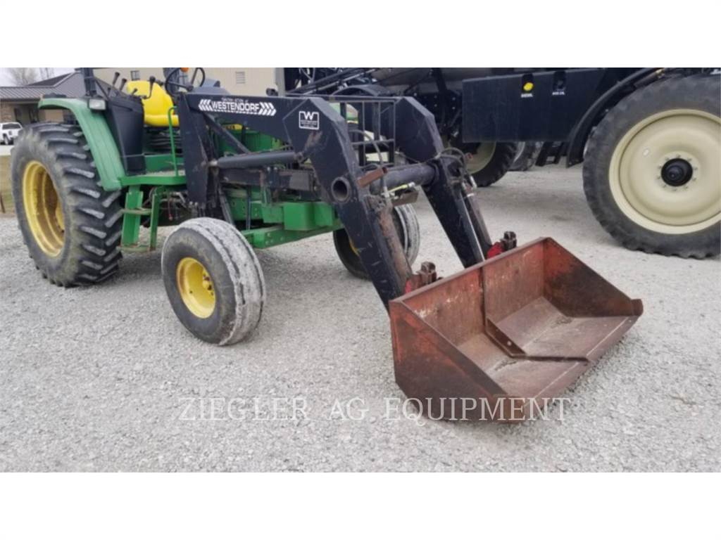 John Deere & CO. 6310, tratores agrícolas, Agricultura