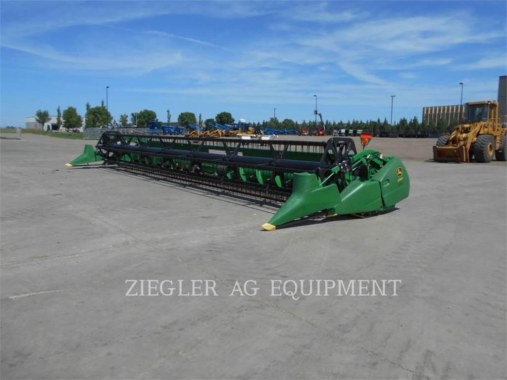 John Deere & CO. 635F、コンバインハーベスターアクセサリー・アタッチメント、農業