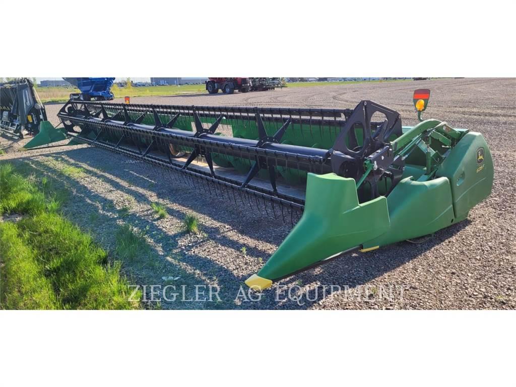 John Deere & CO. 635F, auger, Construction
