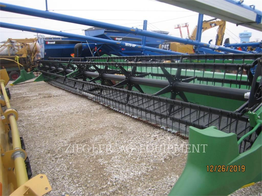 John Deere & CO. 640FD, Combine Harvester Accessories, Agriculture
