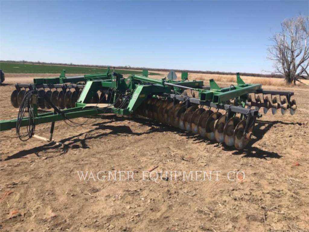 John Deere & CO. 650, tillage equipment, Agriculture