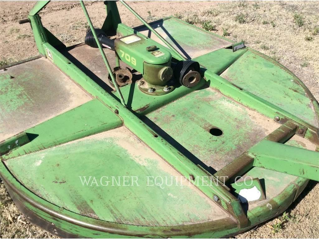 John Deere & CO. 709, herramienta de trabajo - segadora, Agricultura