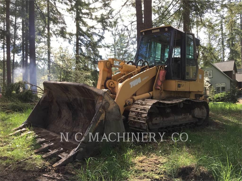 John Deere & CO. 755C, Dozers, Construction