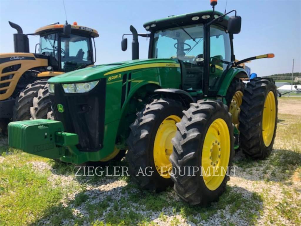 John Deere & CO. 8285R, tractors, Agriculture