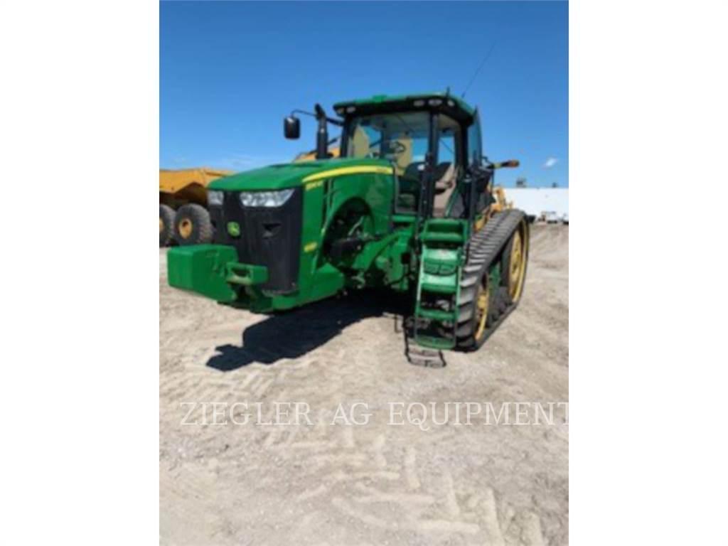 John Deere & CO. 8310RT、拖拉机/农用车、农业机械