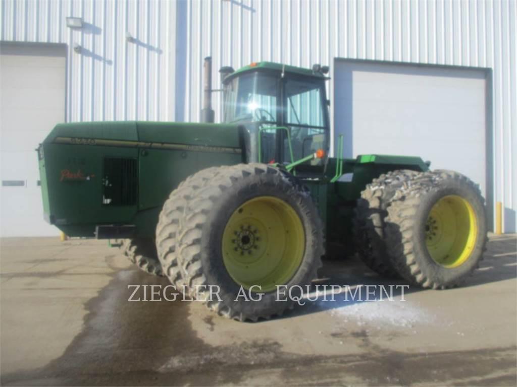 John Deere & CO. 8770, tracteurs agricoles, Agricole