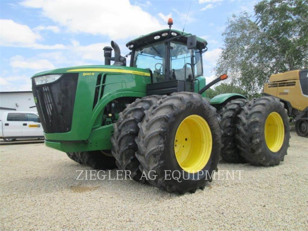 John Deere & CO. 9410R, tratores agrícolas, Agricultura