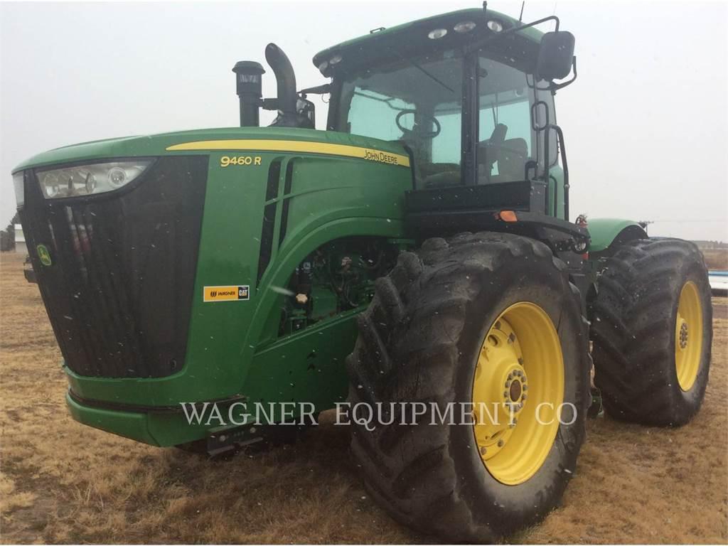 John Deere & CO. 9460R, tractors, Agriculture