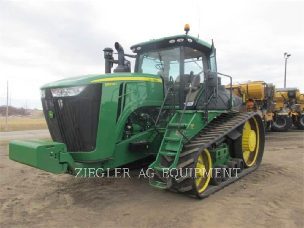 John Deere & CO. 9510RT, tractoare agricole, Agricultură