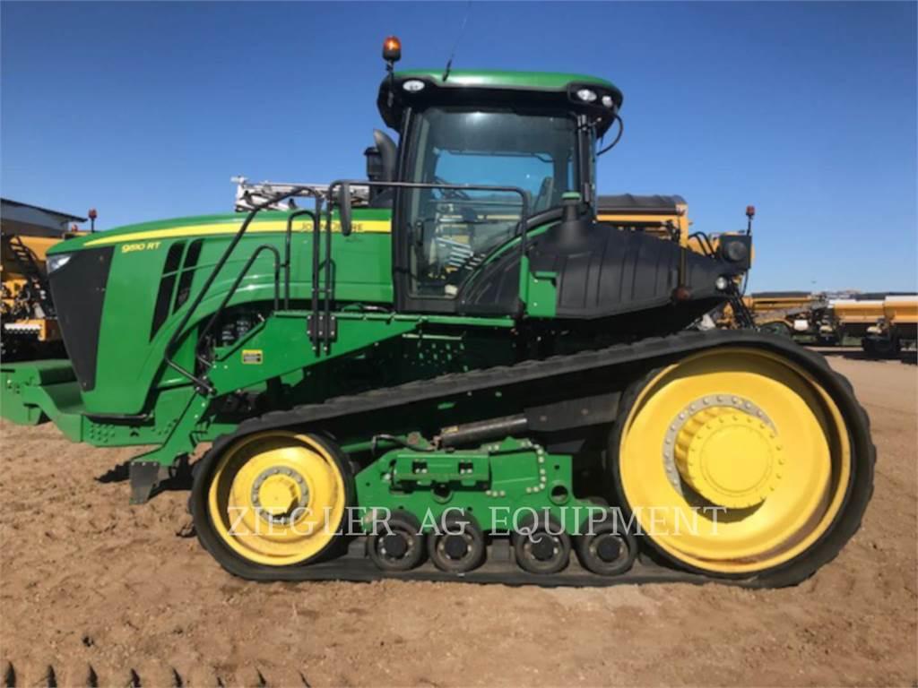 John Deere & CO. 9510RT, tractores agrícolas, Agricultura