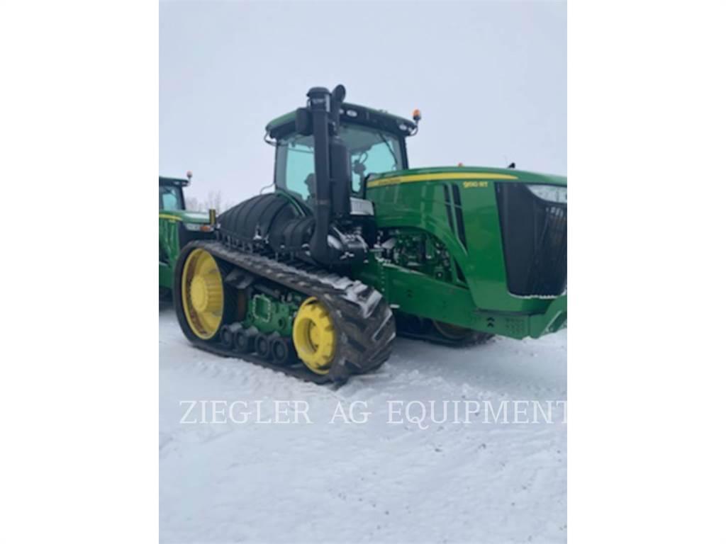 John Deere & CO. 9510RT, tractors, Agriculture