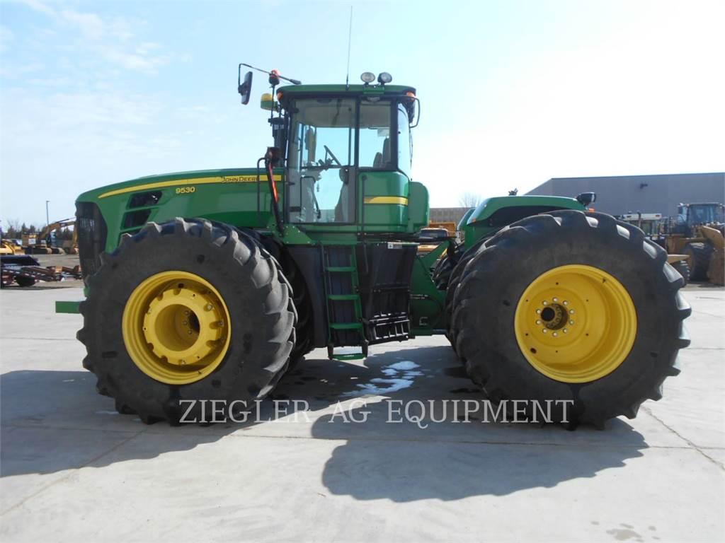 John Deere & CO. 9530, ciągniki rolnicze, Maszyny rolnicze