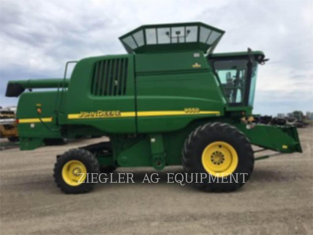 John Deere & CO. 9550, combinazioni, Agricoltura