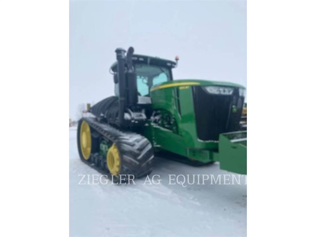 John Deere & CO. 9560RT, tractors, Agriculture