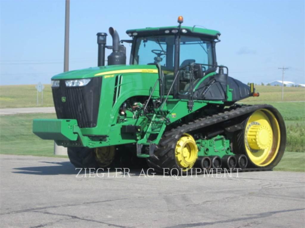 John Deere & CO. 9560RT, tractoare agricole, Agricultură