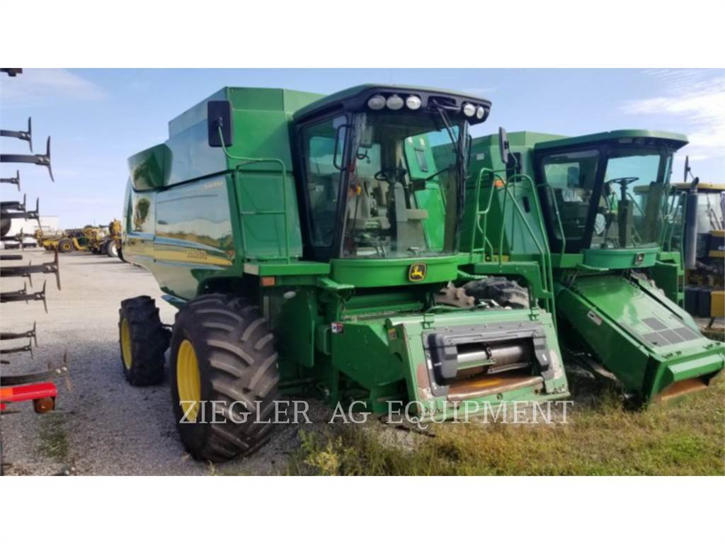 John Deere & CO. 9560STS, combinados, Agricultura