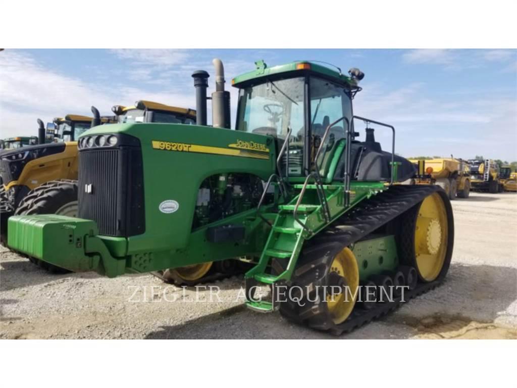 John Deere & CO. 9620T, tractoare agricole, Agricultură