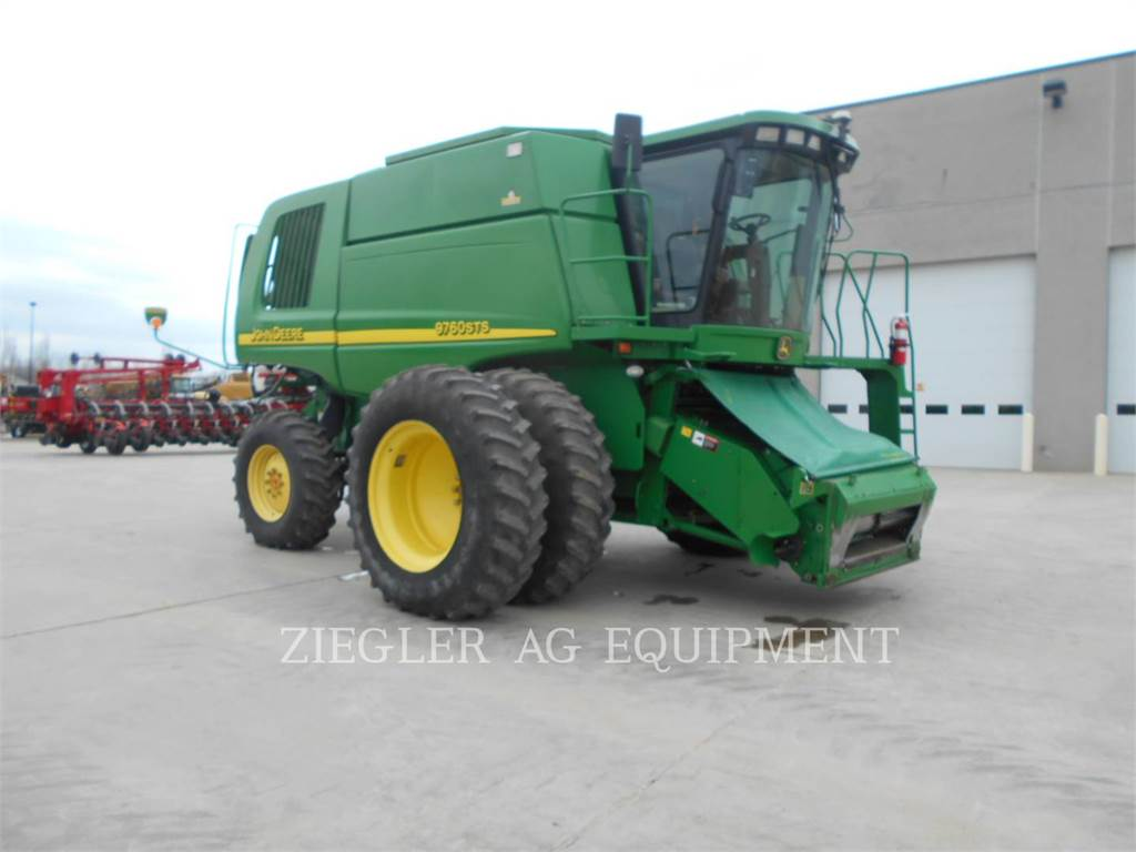 John Deere & CO. 9760STS, combines, Agriculture