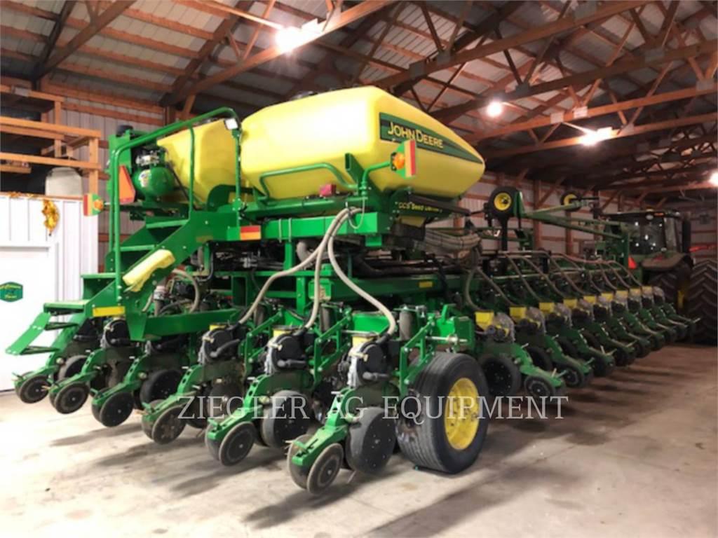 John Deere & CO. DB60, planting equipment, Agriculture