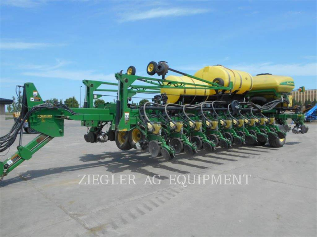 John Deere & CO. DB60, planting equipment, Agriculture