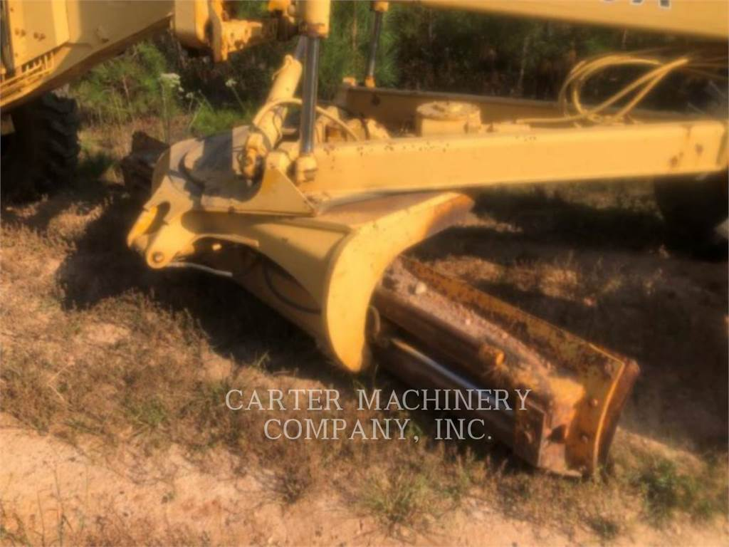 John Deere & CO. DEERE 670A, motor graders, Construction