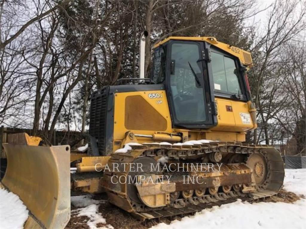 John Deere & CO. DER 650J, Bulldozers, Attrezzature Da Costruzione