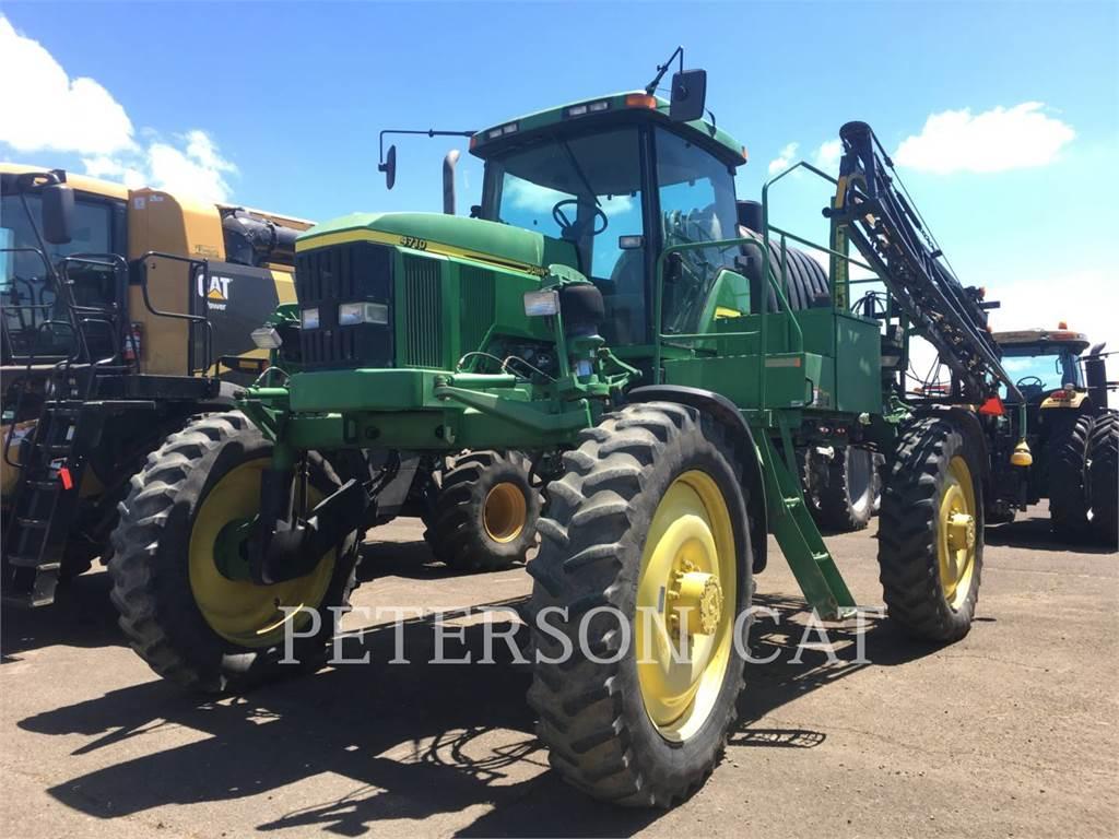 John Deere & CO. JD4710, tractors, Agriculture