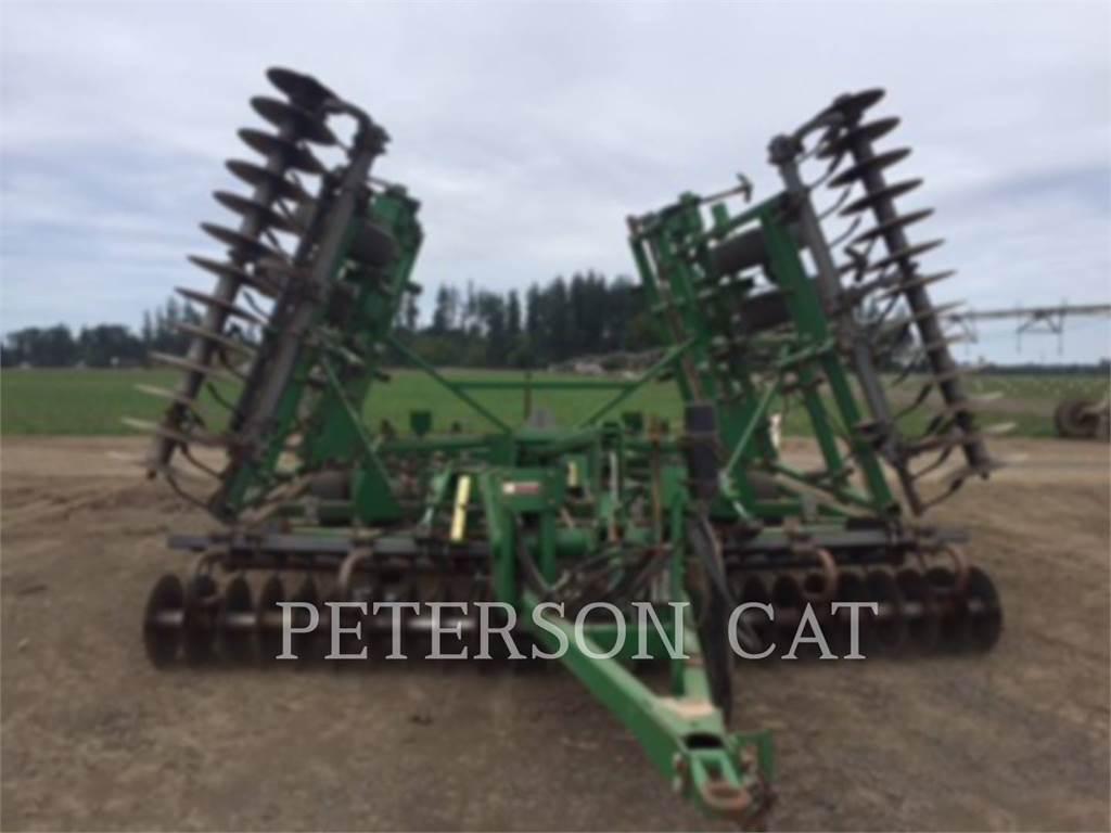 John Deere & CO. JD726, tratores agrícolas, Agricultura