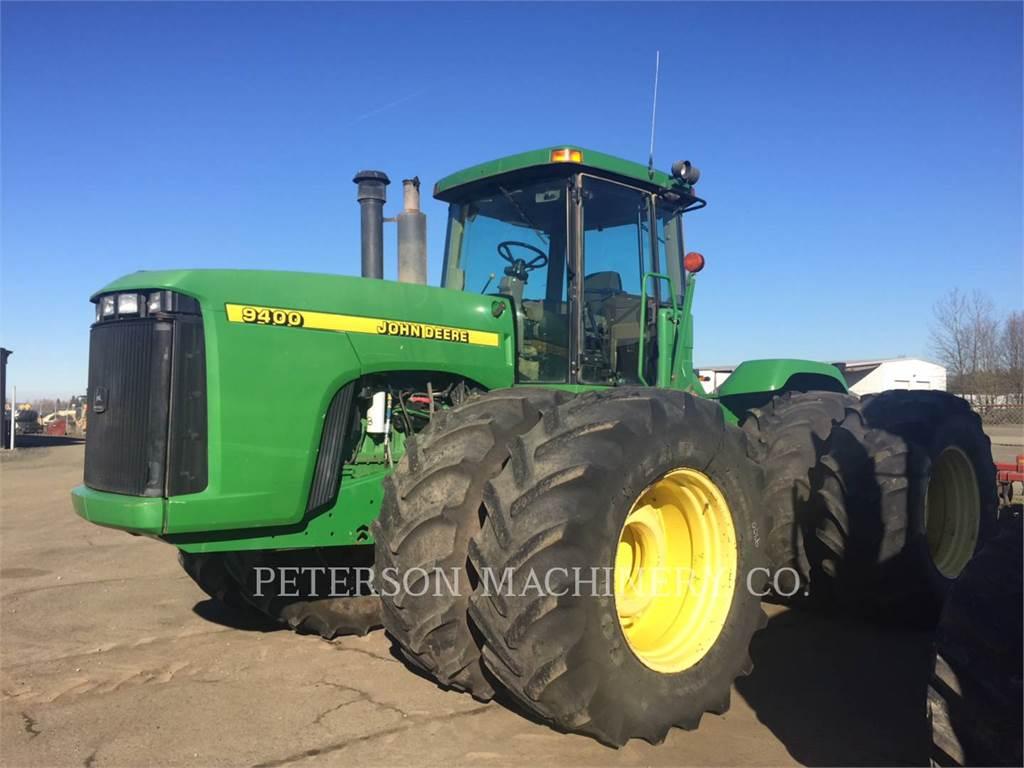 John Deere & CO. JD9400, с/х тракторы, Сельское хозяйство