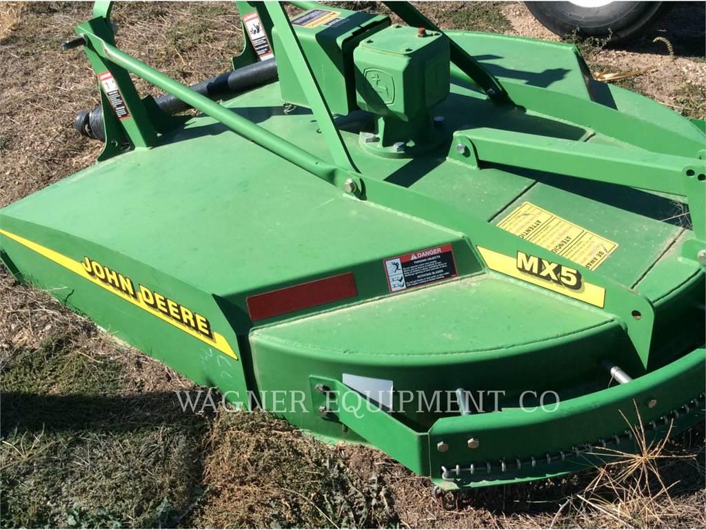 John Deere & CO. MX5 MOWER, mower, Agriculture