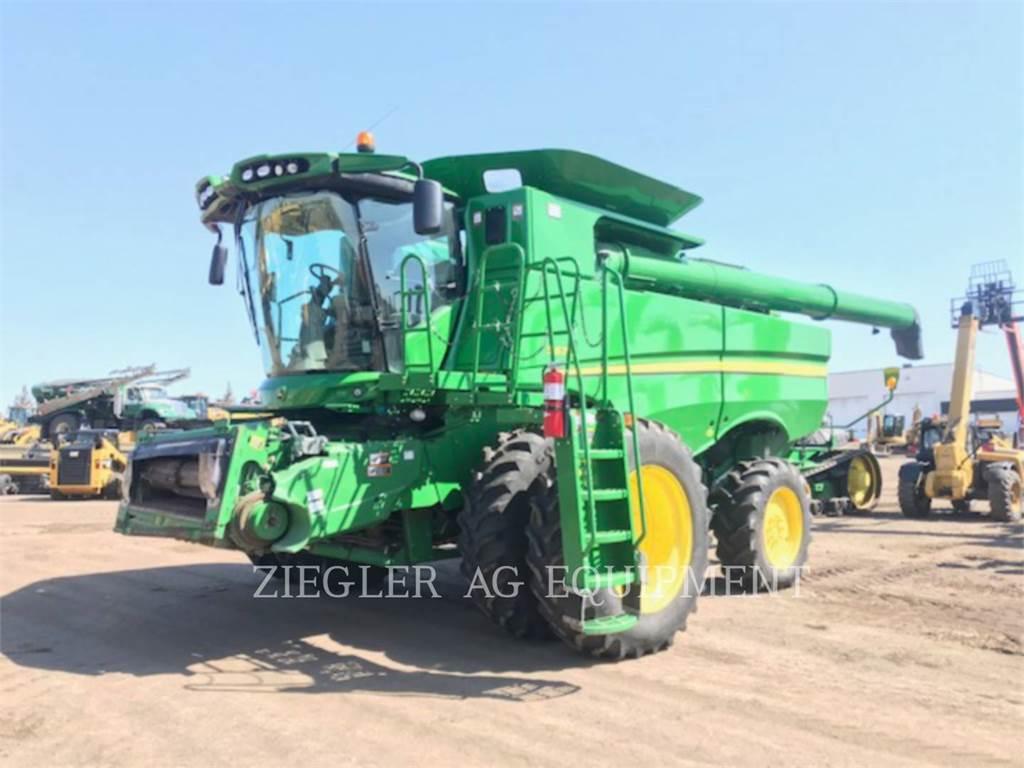 John Deere & CO. S670, combinazioni, Agricoltura