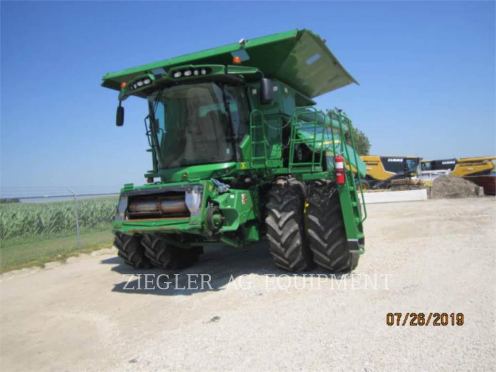 John Deere & CO. S680、联合收割机、农业机械