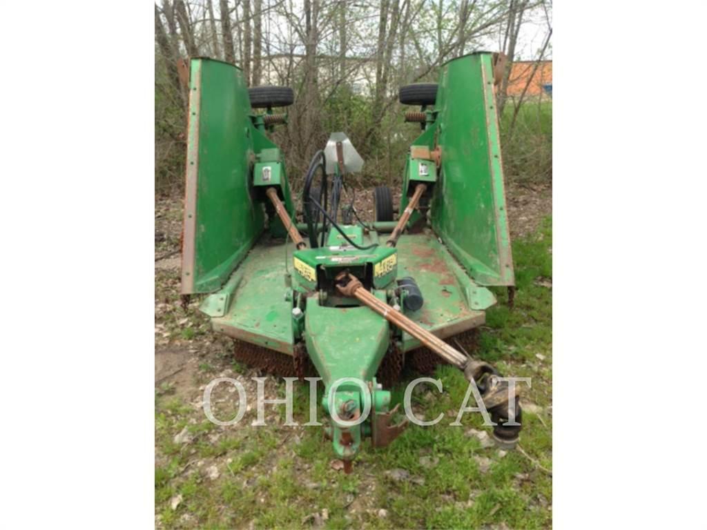 John Deere HX15, посадочное оборудование, Сельское хозяйство