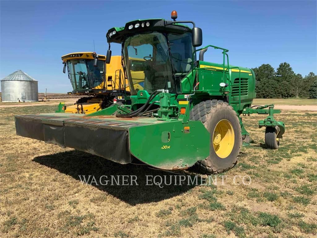 John Deere W260, hay equipment, Agriculture