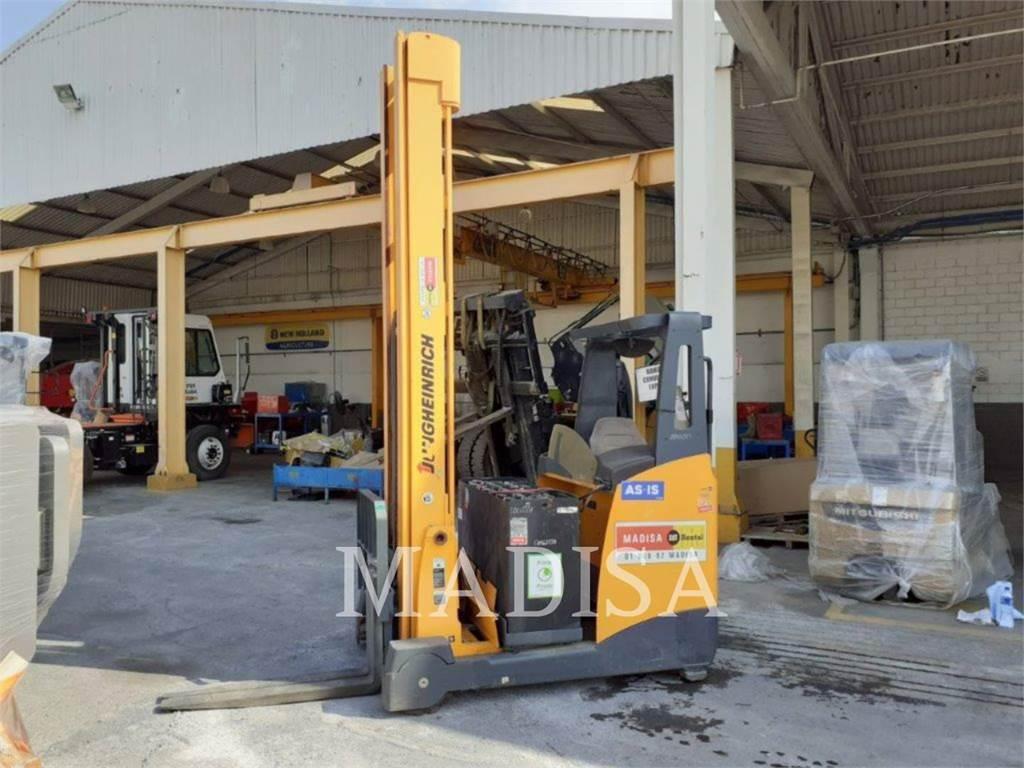 Jungheinrich ETV 325, Electric Forklifts, Material Handling