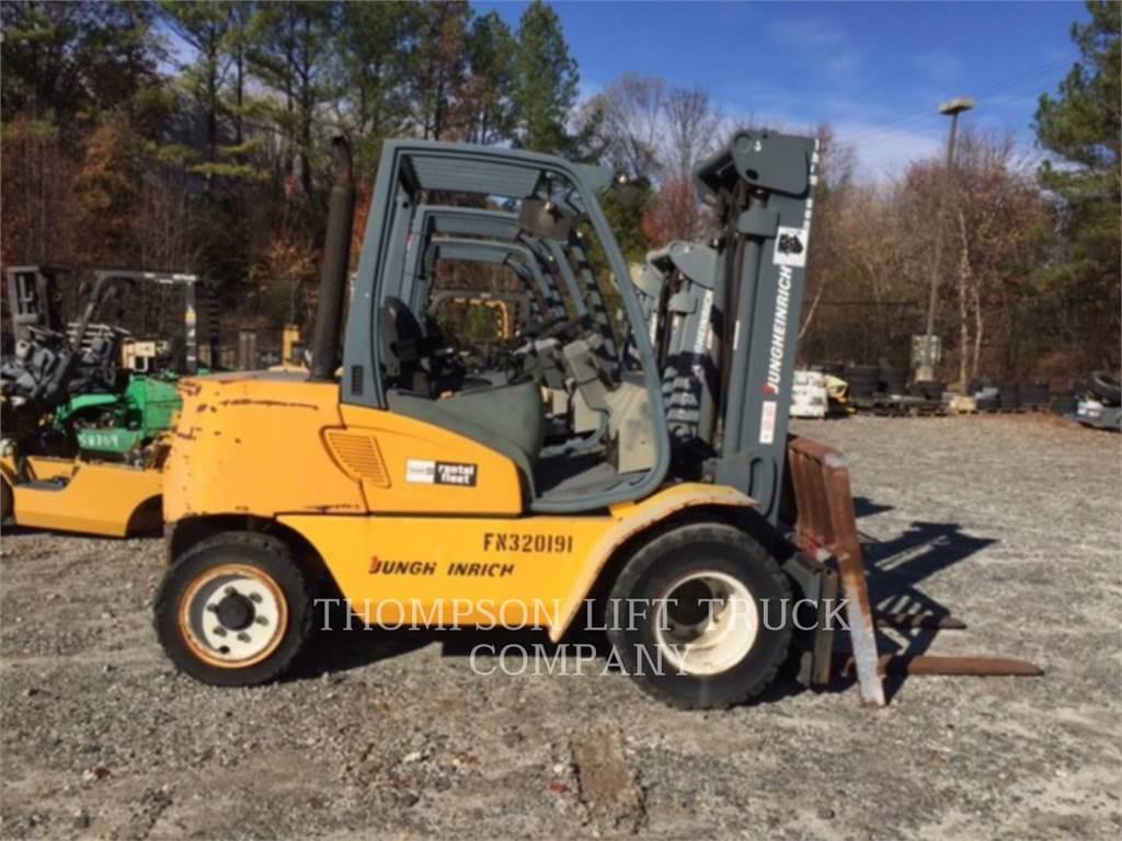 Jungheinrich (OBSOLETE) DFG545S, Misc Forklifts, Material Handling