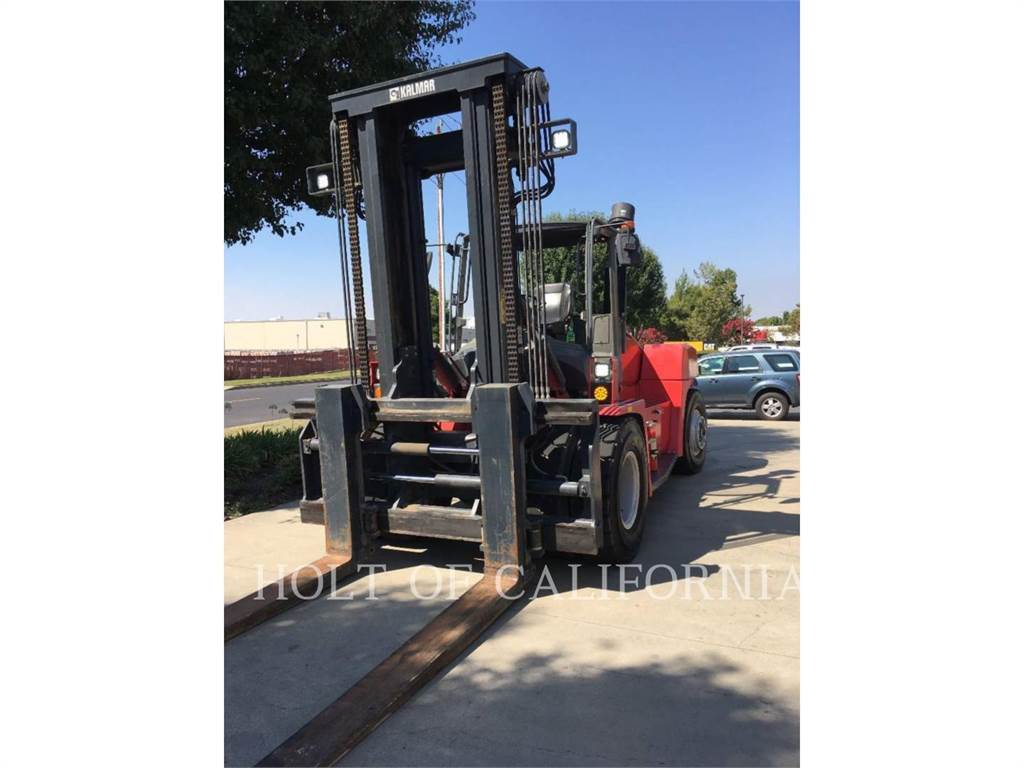 Kalmar DCG160-12, Diesel Forklifts, Material Handling